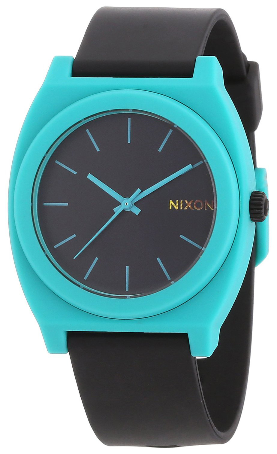 Nixon The Time Teller A1192060-00 Svart/Plast Ø36 mm - Nixon