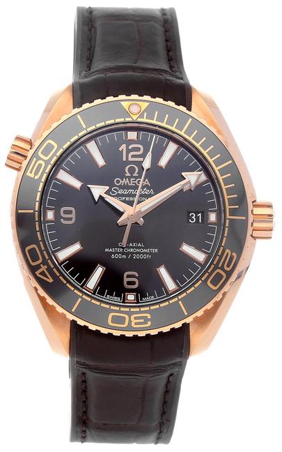 Omega Seamaster Planet Ocean 600M Herrklocka 215.63.40.20.13.001 - Omega