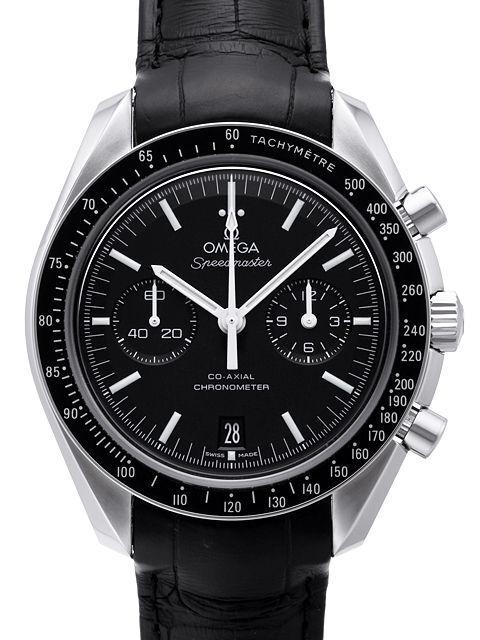 Omega Speedmaster Moonwatch Co-Axial Chronograph 44.25mm Herrklocka - Omega