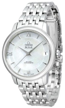 Omega De Ville Prestige Co-Axial 32.7mm Damklocka 424.10.33.20.05.001 - Omega