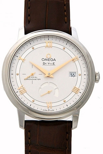 Omega De Ville Prestige Co-Axial Power Reserve 39.5mm Herrklocka - Omega