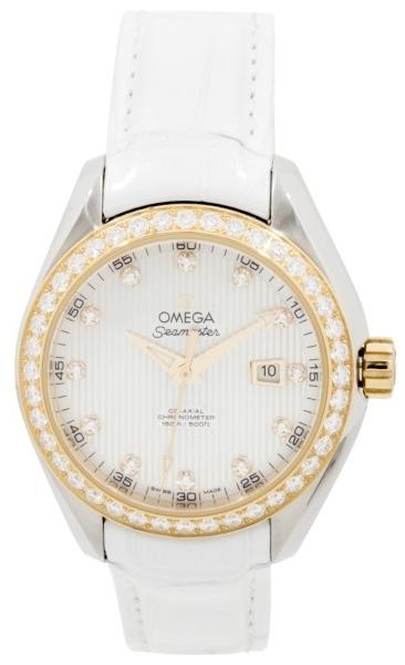 Omega Seamaster Aqua Terra 150m Co-Axial 30mm Damklocka - Omega