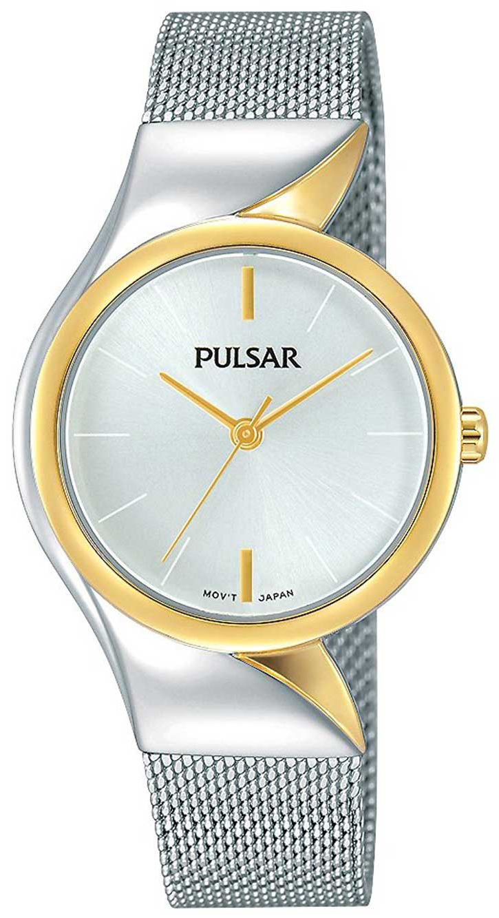 Pulsar Dress Damklocka PH8230 Silverfärgad/Stål Ø30 mm - Pulsar