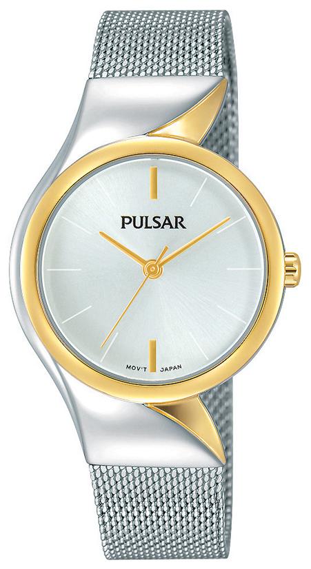 Pulsar Damklocka PH8230X1 Vit/Stål Ø30 mm - Pulsar