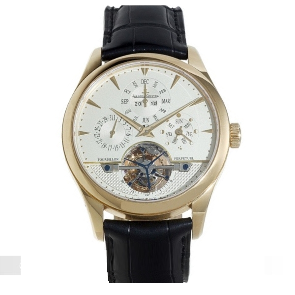 Jaeger LeCoultre Master Grande Tradition Tourbillon With Perpetual - Jaeger LeCoultre
