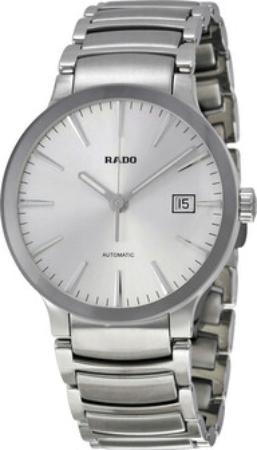 Rado Centrix Herrklocka R30939103 Silverfärgad/Stål Ø38 mm - Rado