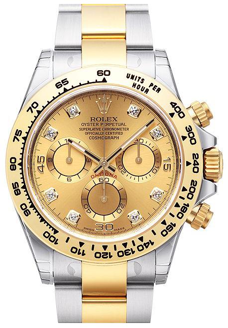 Rolex Cosmograph Daytona Herrklocka 116503-0006 Gulguldstonad/18 karat - Rolex