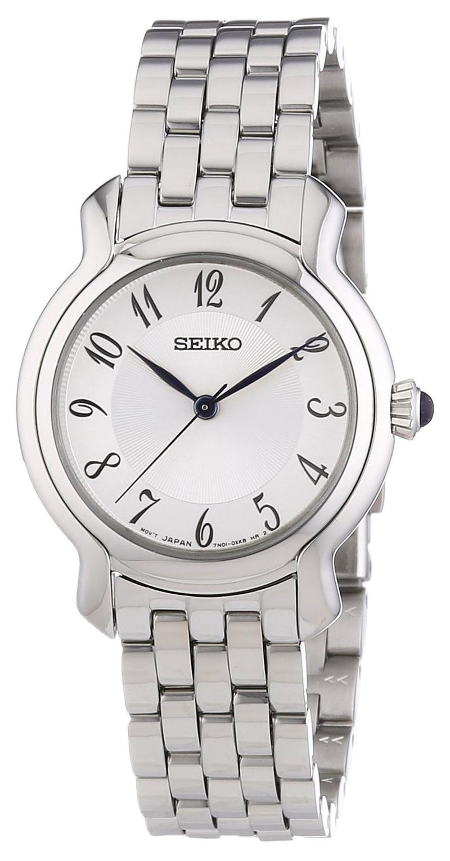 Seiko Damklocka SRZ391P1 Silverfärgad/Stål Ø28.6 mm - Seiko