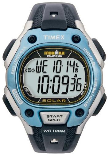 Timex Ironman Herrklocka T5J271 LCD/Resinplast - Timex