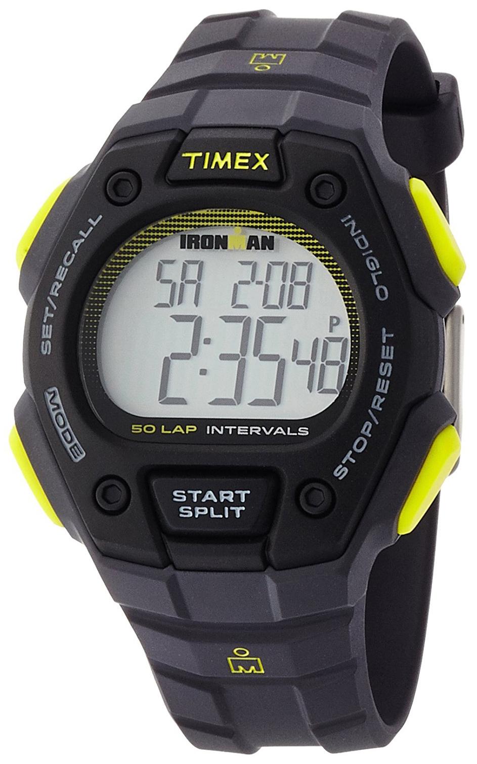 Timex Ironman Herrklocka TW5K86100 LCD/Resinplast Ø41 mm - Timex
