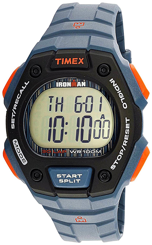 Timex Ironman Herrklocka TW5M09600 LCD/Resinplast - Timex