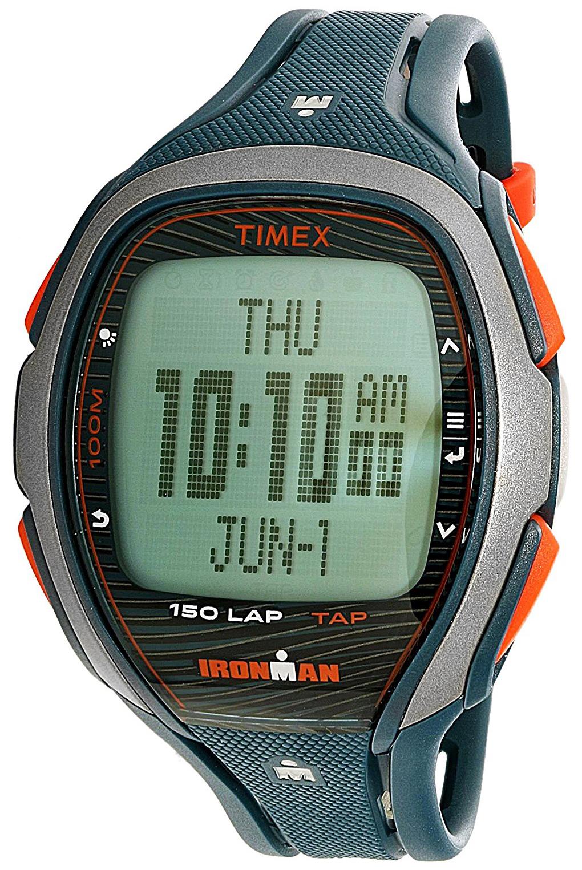 Timex Ironman Herrklocka TW5M09700 LCD/Resinplast - Timex