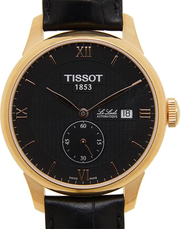 Tissot Tissot T-Classic Herrklocka T006.428.36.058.01 Svart/Läder Ø39.3 - Tissot