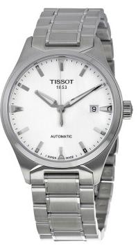 Tissot T-Classic T Tempo Herrklocka T060.407.11.031.00 Silverfärgad/Stål - Tissot