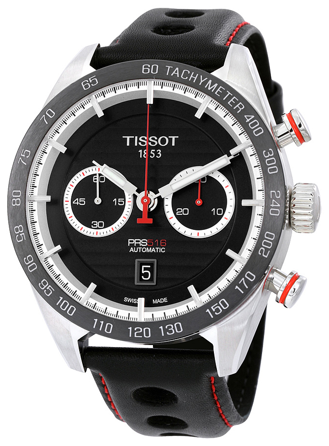 Tissot T-Sport Prs 516 Automatic Chronograph Herrklocka T100.427.16.051.00 - Tissot