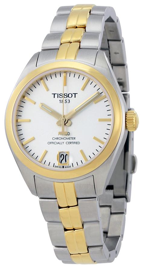 Tissot PR 100 Automatic Lady Cosc Damklocka T101.208.22.031.00 - Tissot