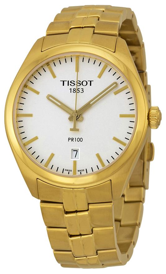 Tissot PR 100 Gent Herrklocka T101.410.33.031.00 - Tissot