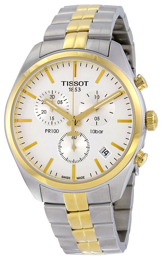 Tissot PR 100 Chronograph Gent Herrklocka T101.417.22.031.00 - Tissot
