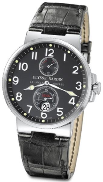 Ulysse Nardin Marine Collection Chronometer Herrklocka 263-66-62 - Ulysse Nardin