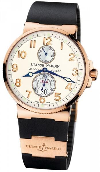 Ulysse Nardin Marine Collection Chronometer Herrklocka 266-66-3 - Ulysse Nardin