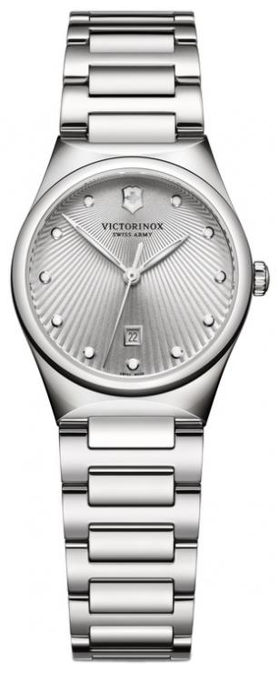 Victorinox Damklocka 241635 Silverfärgad/Stål Ø23 mm - Victorinox