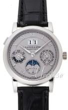 A. Lange & Söhne Langematik-Perpetual Platinum Silver Dial