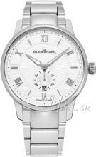Alexander Statesman Silverfärgad/Stål Ø42 mm