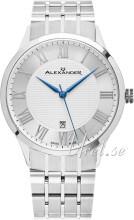 Alexander Statesman Silverfärgad/Stål