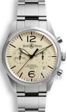 Bell & Ross BR 126 Brun/Stål Ø41 mm