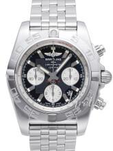 Breitling Chronomat 44 Svart/Stål