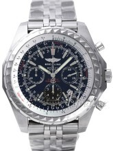 Breitling for Bentley Motors T Svart/Stål