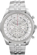 Breitling for Bentley Barnato 42 Silverfärgad/Stål