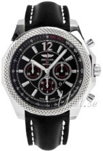 Breitling for Bentley Barnato 42 Svart/Läder