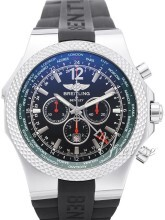 Breitling for Bentley GMT Svart/Gummi