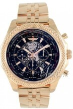 Breitling for Bentley B05 Unitime Svart/18 karat roséguld