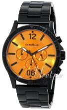 Bulova Caravelle Orange/Stål