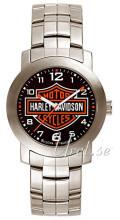 Bulova Harley-Davidson Svart/Stål Ø30 mm