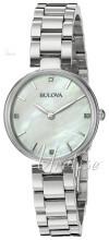 Bulova Bracelet Silverfärgad/Stål