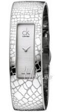 Calvin Klein Instinctive Silverfärgad/Stål 39x39 mm