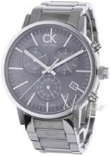 Calvin Klein Minimal Silverfärgad/Stål Ø42 mm