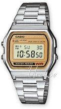 Casio Stål 36.8x33.2 mm