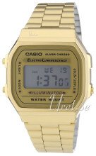 Casio Casio Collection LCD/Gulguldtonat stål