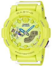 Casio Baby-G Gul/Resinplast