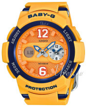 Casio Baby-G Orange/Resinplast