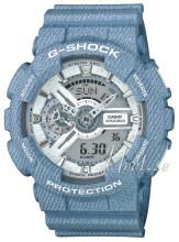 Casio G-Shock Silverfärgad/Resinplast