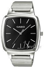 Casio Casio Collection Svart/Stål