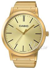 Casio Casio Collection Gulguldstonad/Gulguldtonat stål