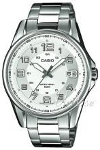 Casio Silverfärgad/Stål
