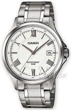 Casio Collection Silverfärgad/Stål