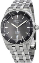 Certina DS First Grå/Titan Ø41 mm